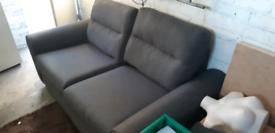 2 Seat Sofa.