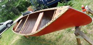 15 Cedar Rib Canoe