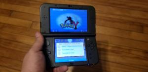 New Nintendo 3DS XL w/ Pokemon Y