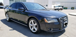 2013 Audi A8 FULLY LOADED *PERFECT CONDITION*WELL MAINTAINED
