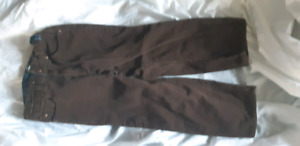 Boys Toddler 5T Brown Corduroy Pants OshKosh