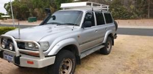 80 series landcruiser GXL