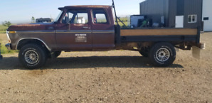 1979 ford F-150 supercab 4x4