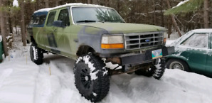1996 Ford F350 4x4
