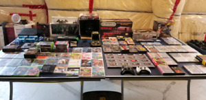 VIDEO GAMES FOR SALE - NES/SNES/N64/NGC/WII/PS