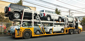 Car Shipping Vancouver > Anywhere In Canada 1-800-351-7009