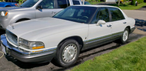 1993 Buick Park Avenue Ultra Supercharged 3.8L