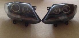 BMW Z4 2007 Continental LHD headlights