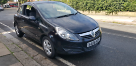 Corsa 2008 with service history