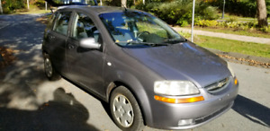 2006 Chevrolet Aveo (Price reduced)
