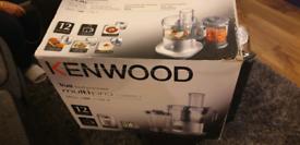 Kenwood food processor - unused