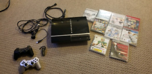 Playstation 3 (PS3), Complete Ready to Play Set