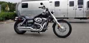 2014 Harley-Davidson FXDWG - Dyna Wide Glide