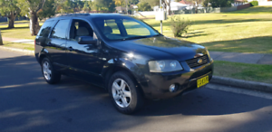 Ford territory 7 seater auto 6 months rego