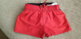 Twin pack of 9-12 boys Swimming Trunks