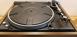 Dual CS 606 Electronic Direct Drive turntable with Excel ES-28