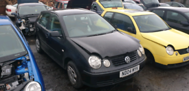 Breaking for spares vw polo 1.2 2004