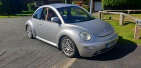 VW Beetle 2002 2.0