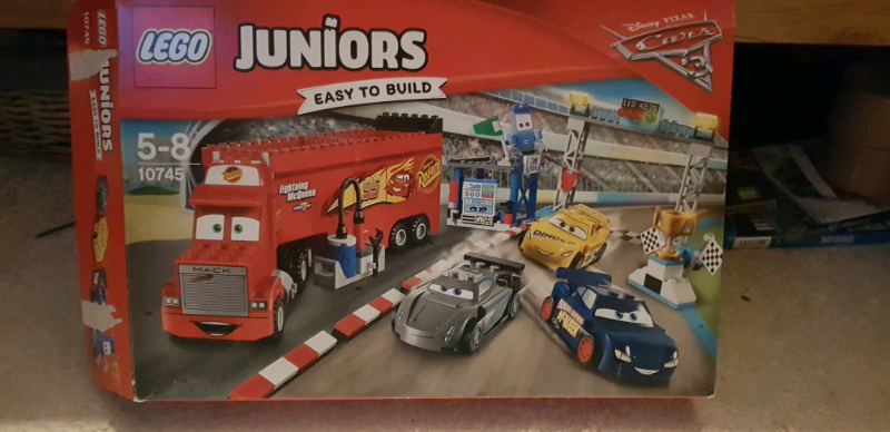 Lego Disney Pixar Cars 3 juniors easy to build 10745 complete retired | in  Stockport, Manchester | Gumtree