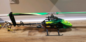 Eflite blade 500x rc helicopter
