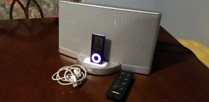 Bose Sound Dock and iPod Nano