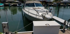 30 ft. Searay Weekender