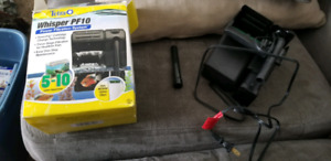 5 to 10 gallon filter for fish tank