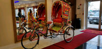 Rickshaw Rental - Greater Toronto Area