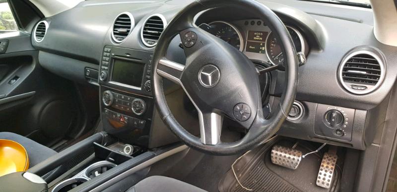 Mercedes ml 300 sport cdi blue | in Alum Rock, West Midlands | Gumtree