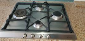 Smeg gas hob in good condition, Bosch oven also available