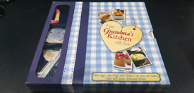 LOVE FOOD BOOK Grandma's Kitchen RRP £16