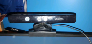 xbox 360 with games amd kinect