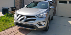 2013 SANTE FE XL  6 SEATER AWD IN JUST 18900$