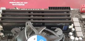 I7 2700k processor/ Motherboard/Ram/Graphics Card
