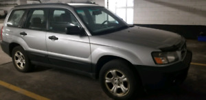 2004 Subaru Forester For Sale $1,299
