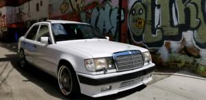 Mercedes 300e 1991