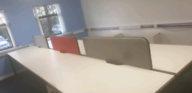 Executive bench desking top spec
