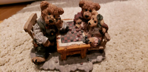 Boyds bears, cottage collectibles and  yesterdays child figures