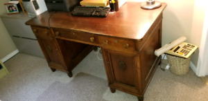 Antique  desk .... in awesome shape
