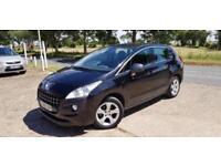 2011 Peugeot 3008 1.6 HDi FAP Sport EGC 5dr