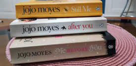 Set of books Jojo Moyes Me before you