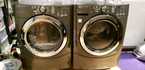 Maytag washer & dryer both with STEAM 9000 series