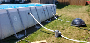 Coleman swimming pool for sale!