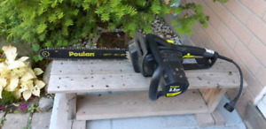 Poulan 3.5 Horsepower Electric Chainsaw