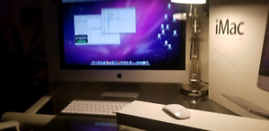 Imac 27 inch 2010 late complete