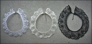 Lace Chokers & Wire Rings