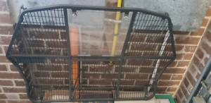 Commodore station wagon rear cage