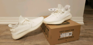 d0f16f6f4ce73 Yeezy Boost 350 v2 Cream CP9366 Size 14 Kanye West Shoes