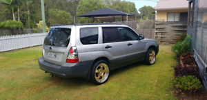 Subaru Forester must sell Sept rego