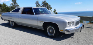 1975 Chevrolet Caprice classic 2 door coupe